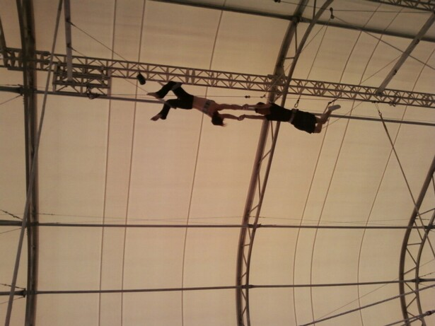 Trapeze Flying in Washington DC