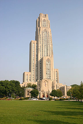 Academia's Best Looking Ivory Tower
